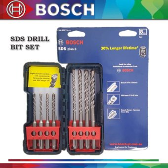 Drill Bit Set Bosch SDS Price Philippines