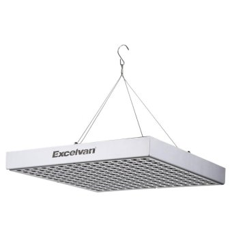 Harga Excelvan 45W 225 SMD LED Hydroponic Plant Grow Light & Lighting Panel UK Plug - intl