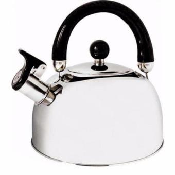 Homex Micromatic MK-4.0L Whistling kettle (Stainless) Price Philippines