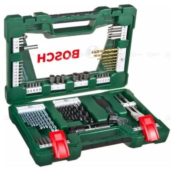 Harga Bosch Combination Drill Set 83pcs