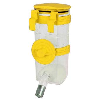 Harga Pet Water Feeder 500ml (Yellow)