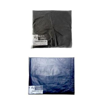 Harga Black Label Garbage Bag (100's/pk) 1 Small & 1 Medium Set of 2