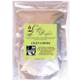 Coffee Perfect Civet Coffee 500g (Whole Beans) Price Philippines
