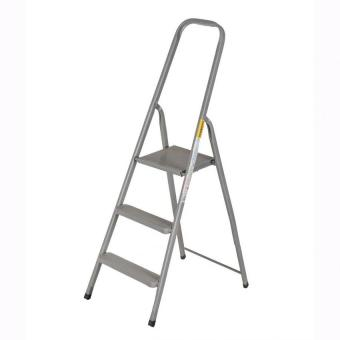 Harga Prostar 2 Step Steel Step Ladder (Silver)
