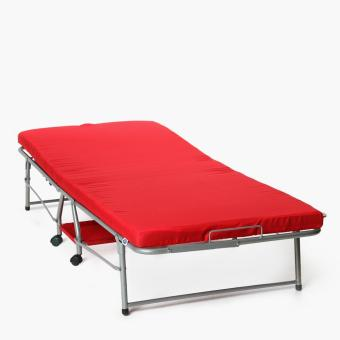 SM Home Chateaux Folding Bed (Red) Price Philippines