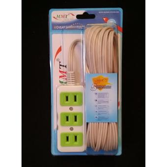 SHOP AND THRIFT MMT-8813 8M Moveable Multi-Function Extension Wire Cord Price Philippines