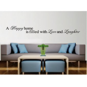 Wallmark Happy Home Wall Sticker Price Philippines
