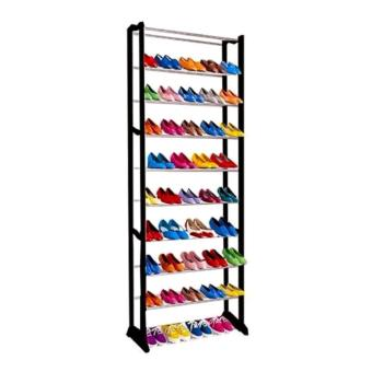 Amazing Shoe Rack High Quality Amazing Shoe Rack (Black) Price Philippines
