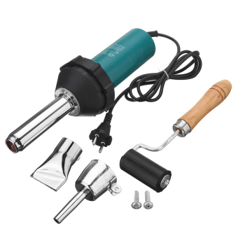 1080W Plastic Hot Air Welding Welder Heat Hot Gas Tools Kit with Rod&Roll - intl Price Philippines