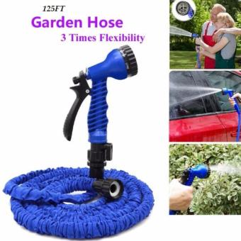Harga Expandable Flexible Garden Hose 125ft (Blue)