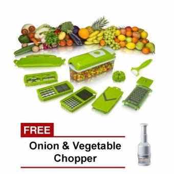 Nicer Dicer Plus Multi-Chopper Slicer with Free Onion Chopper Price Philippines