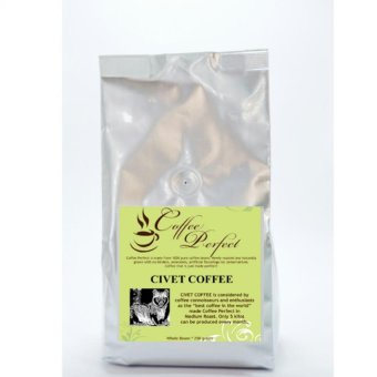 Coffee Perfect Civet Coffee 250g (Whole Beans) Price Philippines