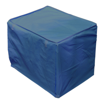"Pet Dog Crate Cage Kennel COVER Blue 29"" Length Size L Price Philippines"