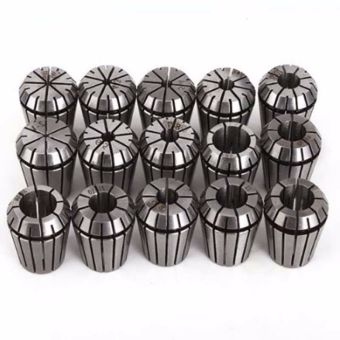 Harga 9PCS ER32 Precision Spring Collet Set 2 4 6 8 10 12 16 18 20mm
