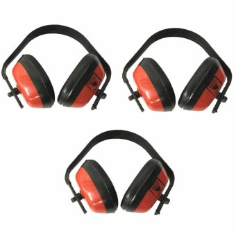 Meisons ear muff red color normal quality (3pcs) Price Philippines