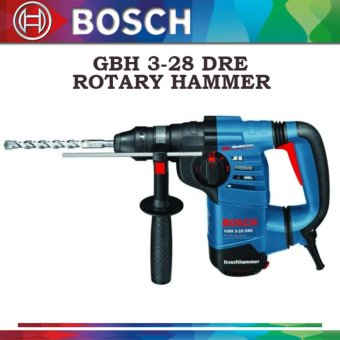 Bosch GBH 3-28 DRE Rotary Hammer (Blue/Black) Price Philippines