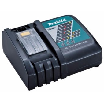 Harga Makita Charger Lithium-ion Rapid Optimum Charger 18V LXT ( DC18RC )