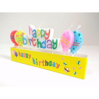 Happy birthday Greeting Candles Price Philippines
