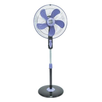 "Nikon 16"" Stand Fan NSF16-157B (Black/Violet) Price Philippines"