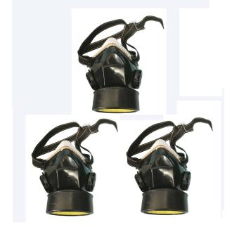 Meisons chemical respirator gas mask single cartridge (3pcs) Price Philippines