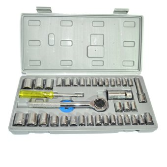 Aiwa 40-Piece M Combination Socket Wrench Set Price Philippines