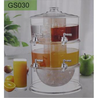 Harga 2 Gallons Beverage Dispenser