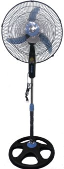 "Nikon Stand Fan 18"" ISF18-3DLAS (Black/Blue) Price Philippines"