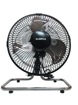 "Klestar Pinoy Fan 10"" ground fan GFS-10 (silver) Price Philippines"