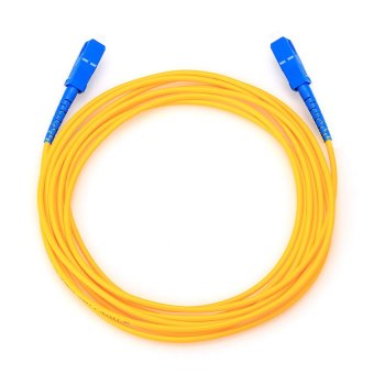Harga 3M SC-SC Simplex 9/125 SingleMode SM Fiber Optic Cable SC Patch Cord Jumper Cable