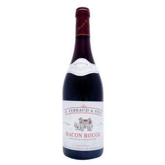 Red Wine - Ferraud and Fils Macon Rouge 2014 Price Philippines