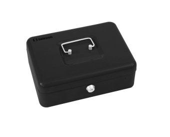 Safewell SF-YFC-25 Powder Coating Cash Box (Black) Price Philippines