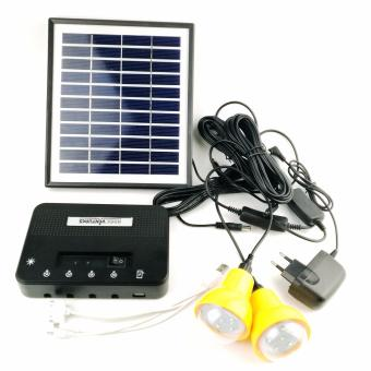 Harga Adex Ventures Solar Home Lighting System 4Watts