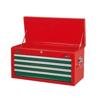 Hans Tools 9904HQ 4 Drawer Tool Chest (Green/Red) Price Philippines