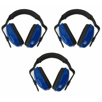 Meisons ear muff blue color heavy duty (3pcs) Price Philippines