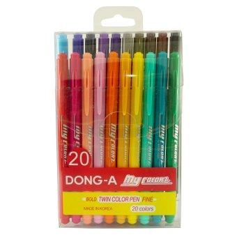 Dong-A My Color 20 colors Price Philippines