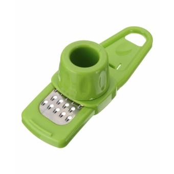 Harga Garlic Ginger Grinding Grater Crusher Peeler Slicer Cutter Squeezer Kitchen Tool