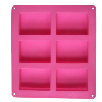 OEM 6-Cavity Plain Rectangle Soap Mold - Intl Price Philippines