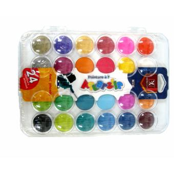 Water Color Aquarelle 24 Colors Price Philippines