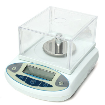 Harga 100 x 0.001g 1mg Analytical Balance Set Electronic Digital Lab Precision Scale