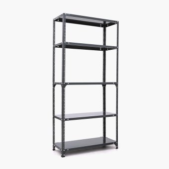 Modern Lifestyle 5-shelf Bolted Steel Shelving Unit Price Philippines