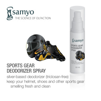 Samyo Sports Gear Deodorizer Spray Price Philippines