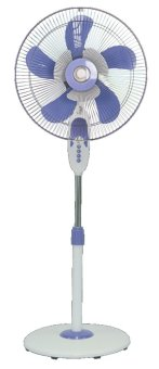 "Nikon 16"" Dual Blade Stand Fan NSF16-116AD (White/Violet) Price Philippines"
