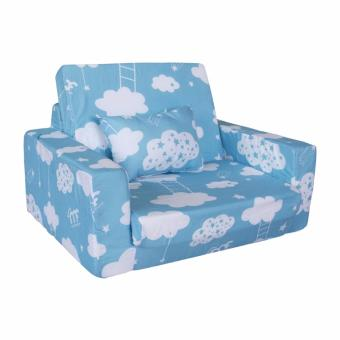 Harga Mandaue Foam Kiddie Sit and Sleep (16F-3)