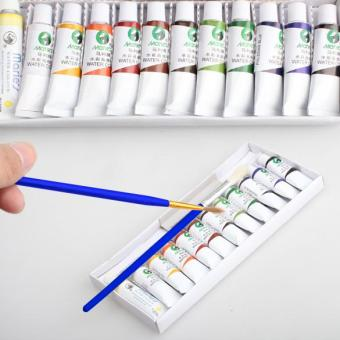 Art Water Colour 12 Tubes of 5ml Watercolour Paint F Price Philippines