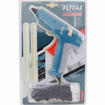 Harga Total Glue Gun 100W (Blue)