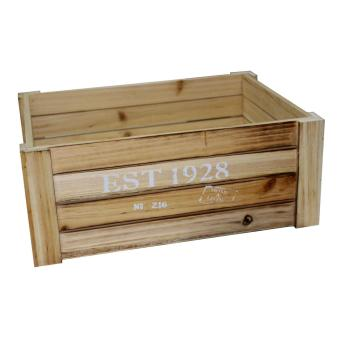 Wooden Organizer Crate Large 42x30x16 Price Philippines