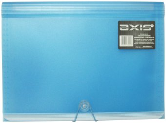 Axis File Case (Blue) Price Philippines