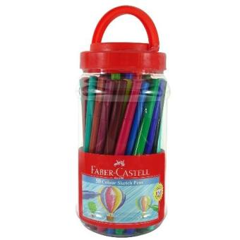 Faber-Castell Coloring Pens 50 Colors Jar Price Philippines