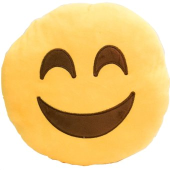 Smile Emoji Pillow with Sound Price Philippines