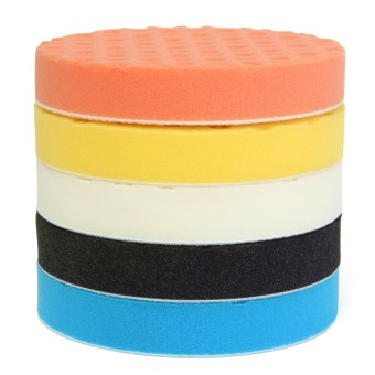 7 inch CCS smart Polishing Pad for car polisher --select set Price Philippines